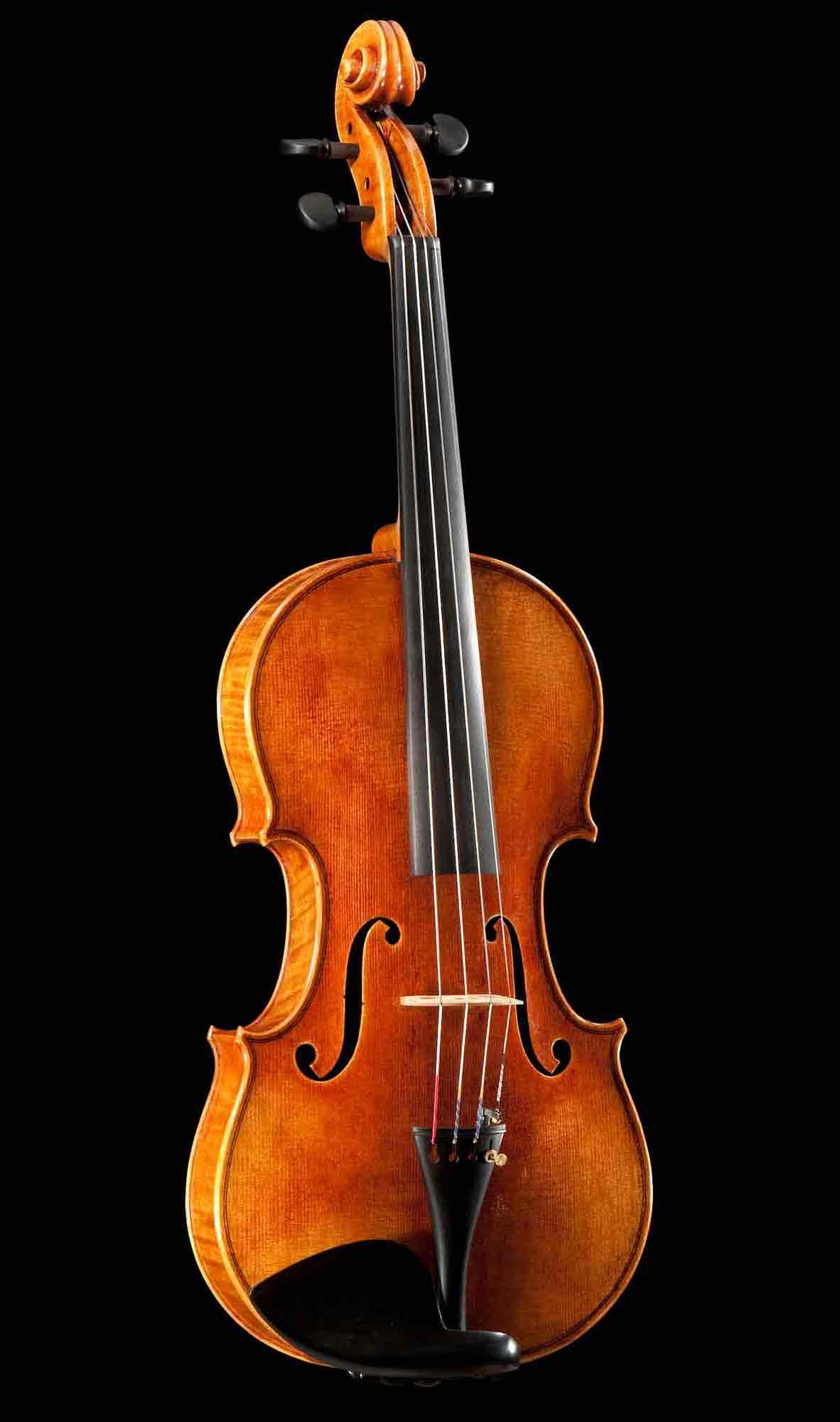 Andreas Hampel, Hamburg. Kopie einer Turiner Viola.